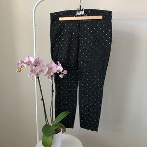 Old Navy Pants - LIKE NEW | Old Navy Polka Dot Pixie Pants